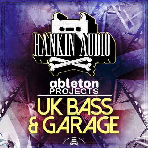 UK Bass & Garage Ableton Projects