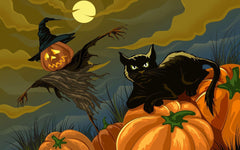 35+ Cat Wallpaper For Halloween 2020 (High Quality Resolution)