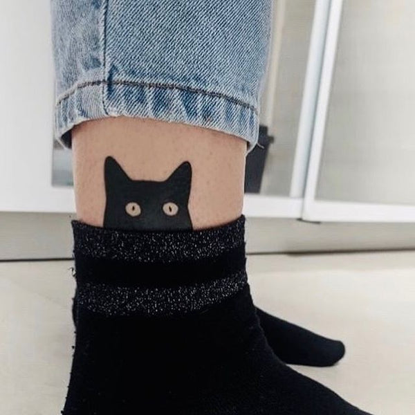 25 The Best Cat Tattoos In 2020