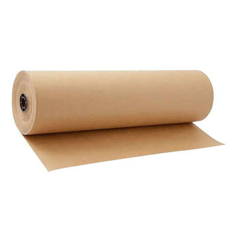 30 Meters Brown Kraft Wrapping Paper