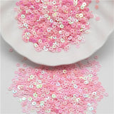3-6mm flat round loose sequins