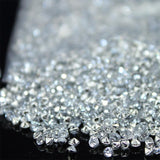 1000pcs/pack 2.5mm Diamond Confetti Acrylic Crystals