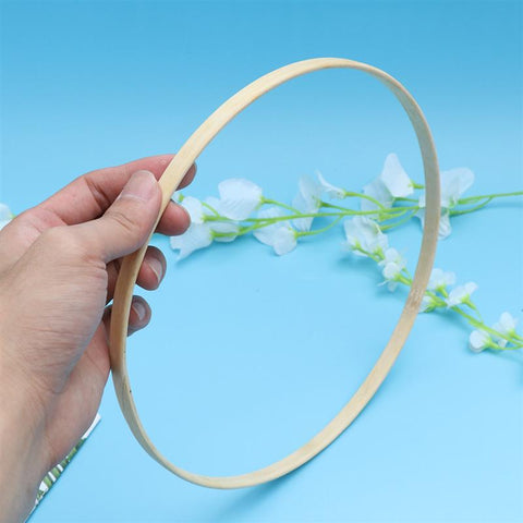Bamboo Embroidery Hoop 10-29cm
