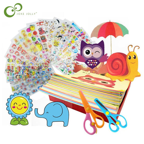 96pc/48pc Cartoon multipurpose learning set