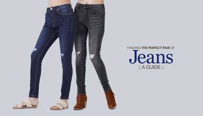 Finding Perfect Pair of Jeans: A Guide