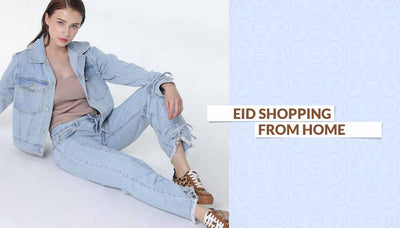 Eid Shopping, From Home