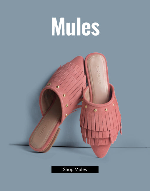 Mules and Flats