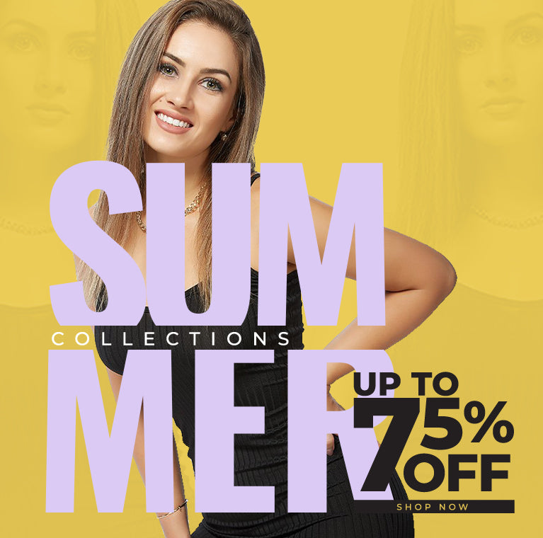 summer collections upto 75% off