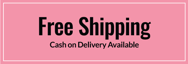 Free shipping cash on delivery