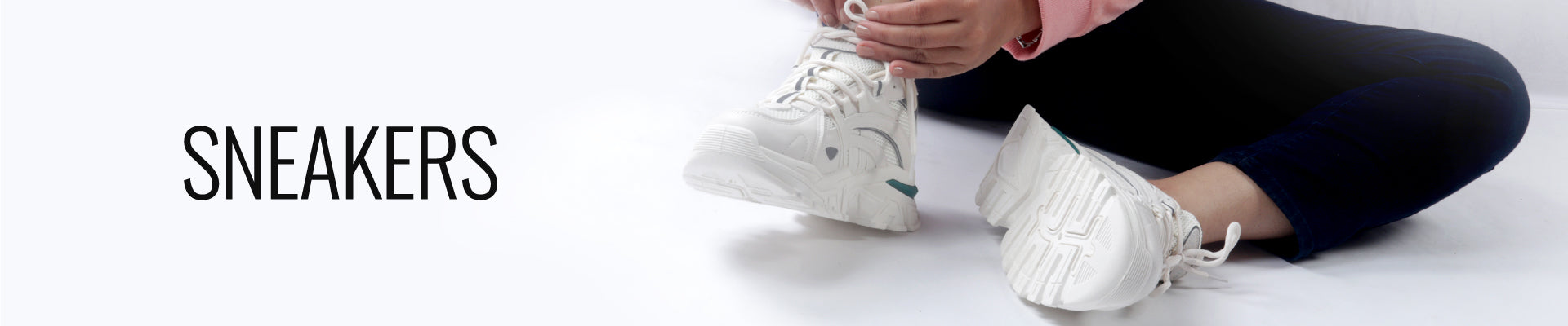 Sneakers CategoryBanner