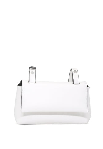 Womens White Sling Bag - London Rag India