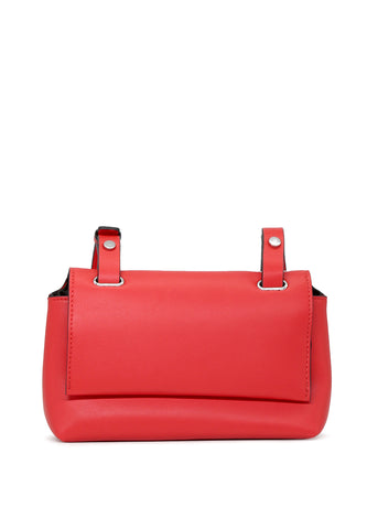 Womens Red Sling Bag - London Rag India