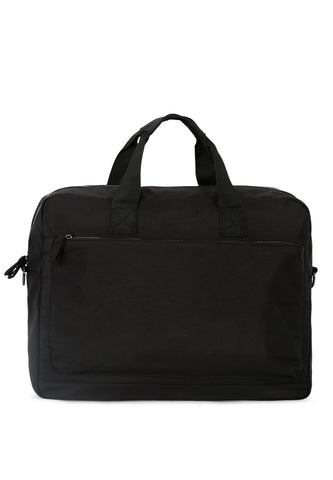 Black Laptop Bag - London Rag India