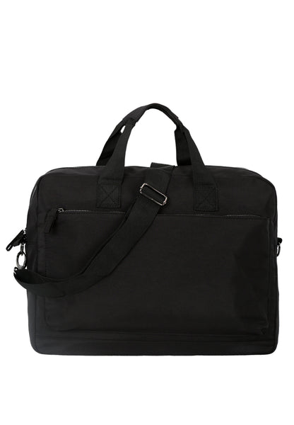 Womens Black Laptop Bag - London Rag India