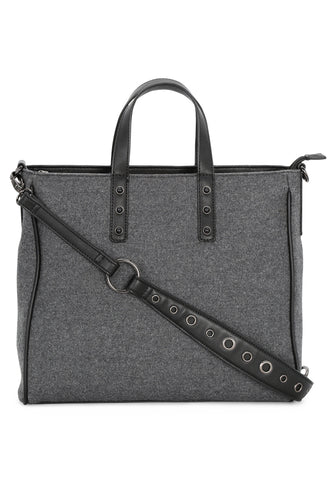 Grey Tote Bag - London Rag India
