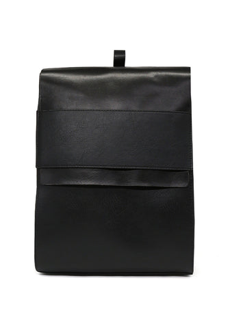 Women Black Backpack - London Rag India