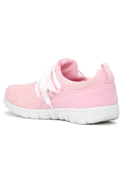 Shirley Blush Sport Shoes - London Rag India