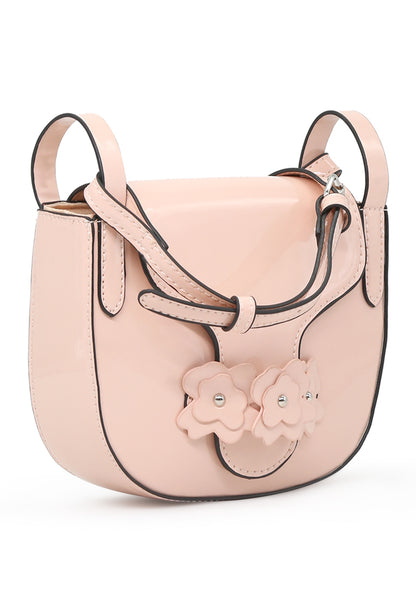 Womens PINK Sling Bag - London Rag India