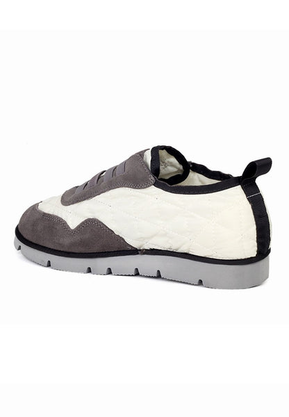 Womens Beige Sneakers - London Rag India