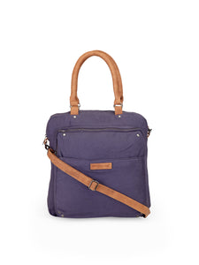 Womens Navy Handbag - London Rag India