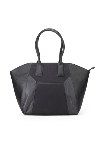 Womens Black Office Tote Bag - London Rag India