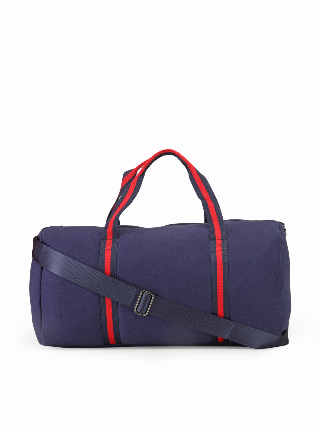 Womens Blue Duffle Bag - London Rag India