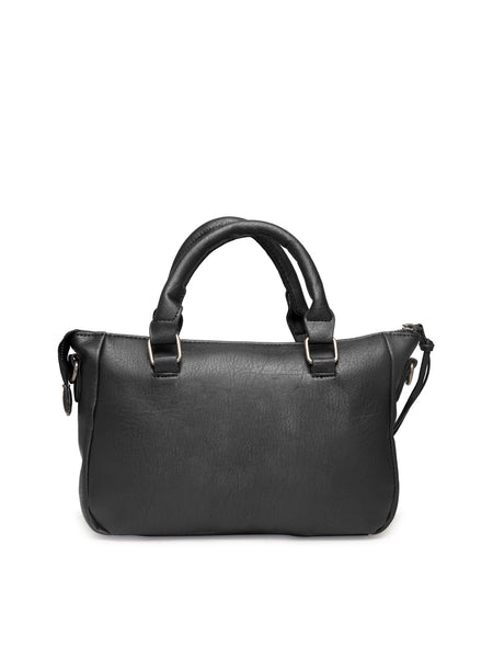 Womens Black Handbag - London Rag India