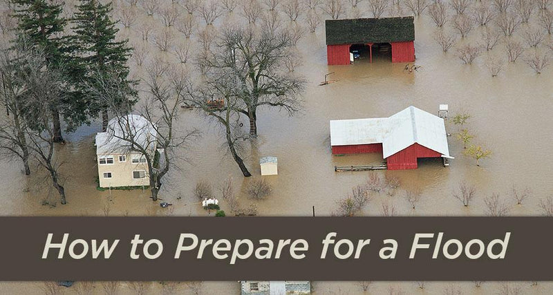 You May Live in a Flood Zone and Not Even Know It. Here's How to Prepare. - Be Prepared - Emergency Essentials