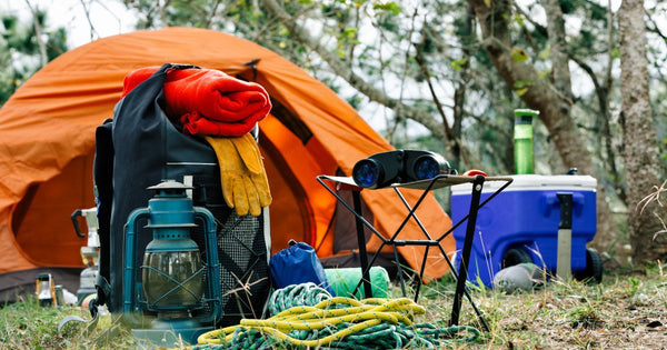 10 Must-Have Items for Camping