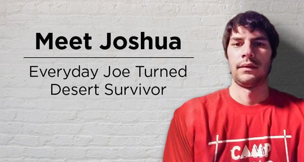 The Ordinary Storm that Made Me a Prepper for Life: Joshua's Story - Be Prepared - Emergency Essentials