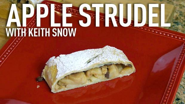 Apple Strudel Recipe with Keith Snow - Be Prepared - Emergency Essentials