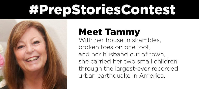 A Mother's Guide to Disaster Survival: Tammy's Story - Be Prepared - Emergency Essentials