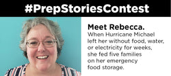 Rebecca's Story: Surviving Hurricane Michael