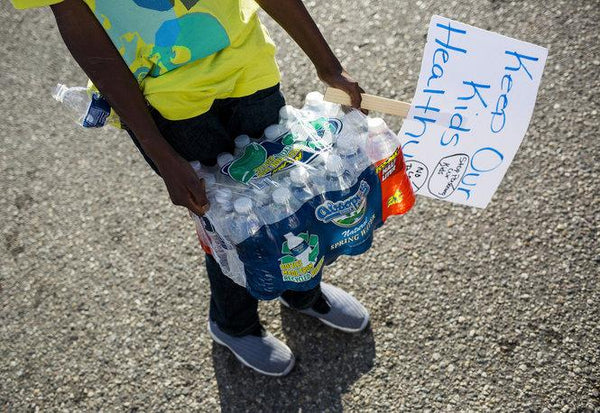 Flint is Being Poisoned: Lead in the Drinking Water a Lingering Problem