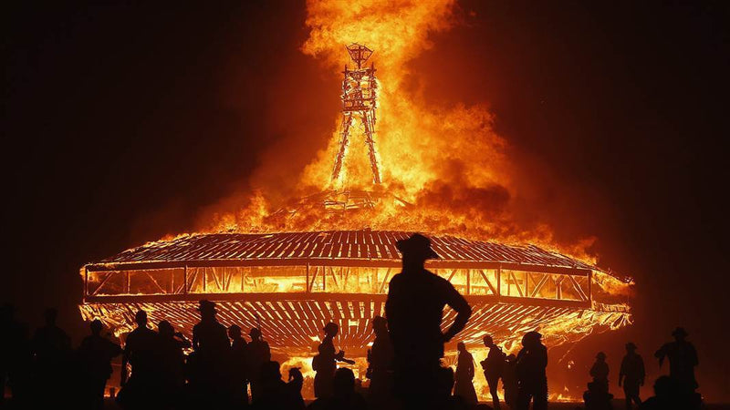 The Burning Man Festival as an Emergency Situation Example - Be Prepared - Emergency Essentials