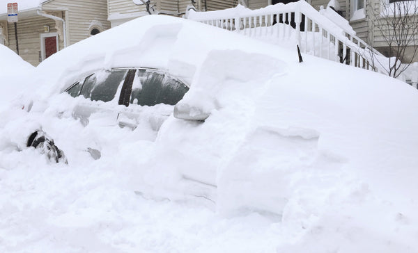 Snowed In: Living the 2015 Boston Winter