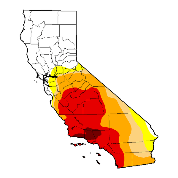 Drought Buster: Atmospheric Rivers Bring Drought Relief - and Disaster - to California - Be Prepared - Emergency Essentials