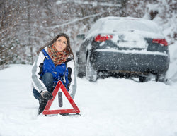Winter Survival on the Side of the Road - Be Prepared - Emergency Essentials