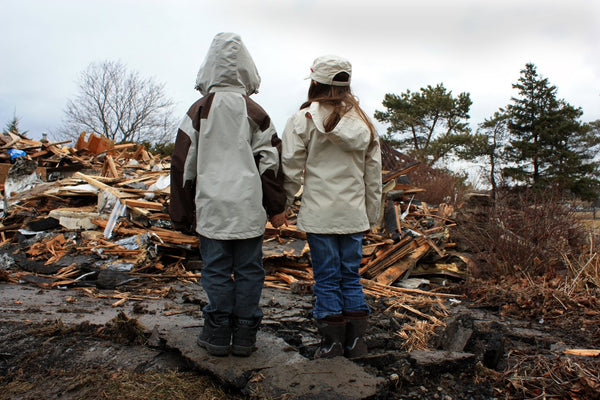6 Ways to Involve Children in Emergency Preparedness