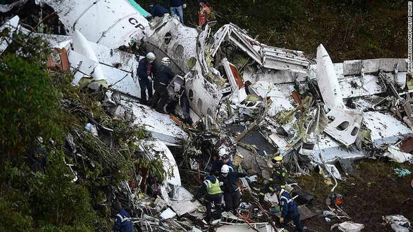 How the Chapecoense Soccer Team Disaster Promotes Emergency Planning - Be Prepared - Emergency Essentials