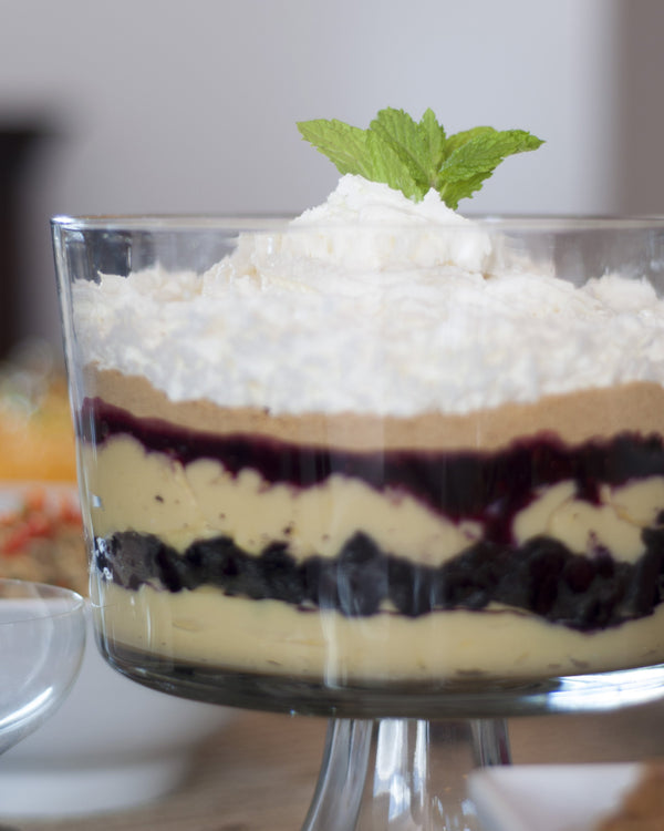 Mountain House Sale on Blueberry Cheesecake
