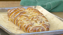 Tropical Cream Cheese Danish Recipe with Chelsey Crockett