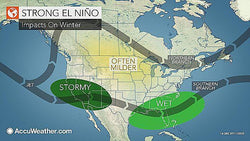El Niño Winter: Is California Hosed?