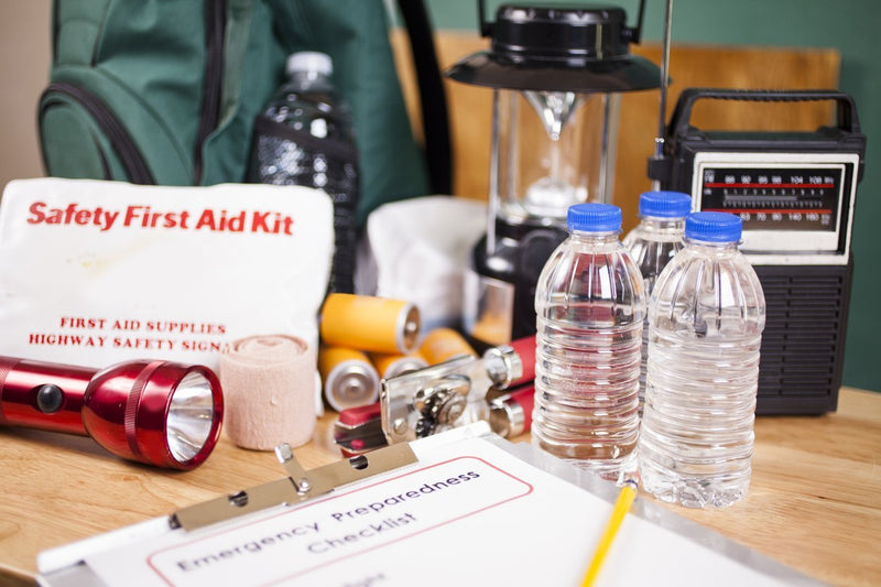 Using a Family Emergency Kit While Traveling Cross Country - Be Prepared - Emergency Essentials