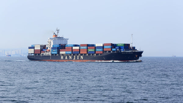 Hanjin Shipping Declares Bankruptcy: Stranded Cargo Prompts Financial Preparedness - Be Prepared - Emergency Essentials