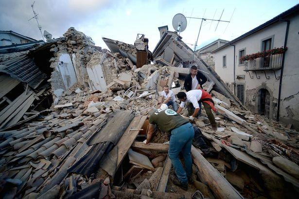 Italy Earthquake Devastates Entire Towns - Be Prepared - Emergency Essentials