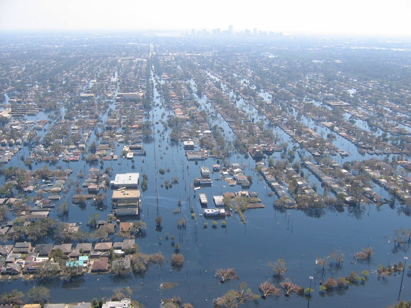 5 Lessons Learned from Hurricane Katrina