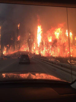 Fort McMurray Fire Forces Entire City to Evacuate