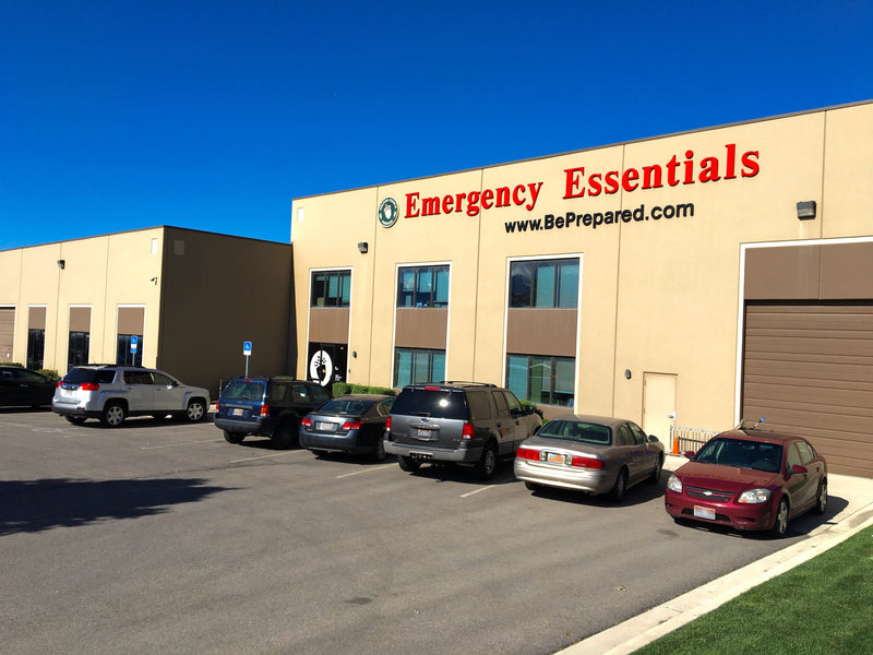 A Sneak Peek Inside Our Annual Warehouse Sales Event - Be Prepared - Emergency Essentials