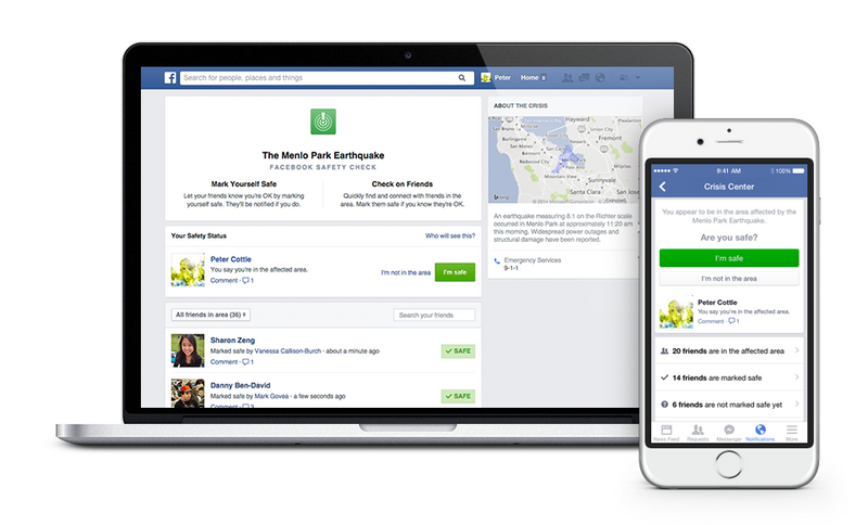 How Can Your Facebook Be Used for Emergency Communications?